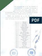 Decisión Pleno JCE