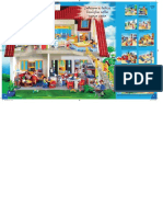 House maison playmobil 2010