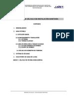 2 INST. SANITARIAS COLEGIO MEMORIA DE CALCULO 3ra Etapa.docx