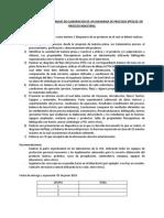 Lineamientos Trabajo de PFD