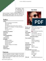 Don Omar - Wikipedia, La Enciclopedia Libre