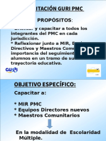 Presentación Escolaridad Múltiple Pmc 2019