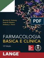 Farmacologia Básica e Clínica - Katzung - 12ª edição - 2013 - Português.pdf