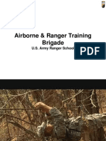 Airborne Ranger training