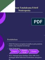 257526575-Febrile-Neutropenia-Updates.ppt