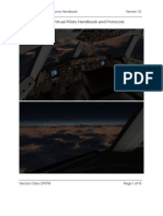 icelandair virtual pilots handbook and protocols