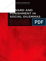 reward and punishment in social dilemmas-van lange y otros-2014.pdf