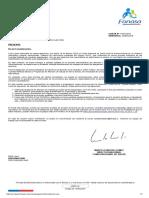 Carta a Los Prestadores Mayo 2018