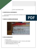 Informe - Laboratorios Panel de Leds