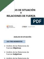 UPPAG - Análisis de Situacion