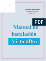 Daysy Arnal virtualbox
