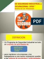 PLAN  DE SEGURIDAD INDUSTRIAL20188.ppt