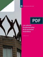Los valores fundamentales de la sociedad holandesa - Ministerio de Asuntos Sociales y Empleo