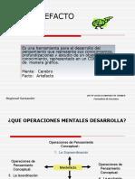 Diapositivas del Mentefacto