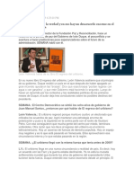 2019 05 06 Regreso Del Uribismo