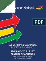 REGLAMENTO A LA LEY GENERAL DE ADUANAS.pdf