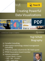 Visualizations Power BI Yogi Schulz