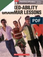 50 Mixed Ability Grammar Lessons (1).pdf · versión 1.pdf