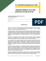 2019-i Práctica 2. Un Problema Ambiental en Elperu