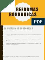 Las Reformas Borbónicas Expo