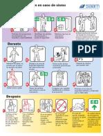 Instructivo de Evacuacion Ante Sismo en Faenas.