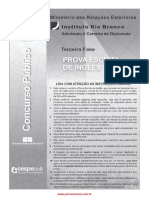 2009 - IRBR INGLES 3a Fase 2a Etapa