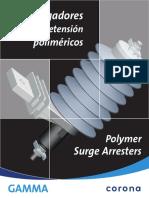 Descargadores. Poliméricos. Polymer Surge Arresters. de Sobretensión