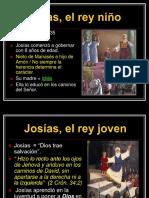 Josías, El Niño Rey