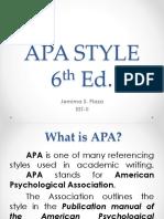 APA-STYLE