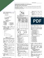 IT Chem F4 Final Year Examination (BL)