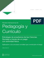 (pp. 55-66) Les14_48684_Estrategia de enseñanza de las Ciencias Socailes a través de un juego con actividad física