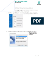 Archive A Certain Mail Folder Without Deleting In Outlook_reviewed.docx