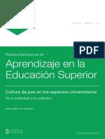 (Pp. 61-68) Les13_44145_La Cultura de La Paz en Los Espacios Universitarios