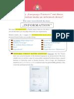 10 Criteria to Choose a Language Trainer