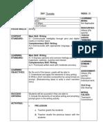 Task 2 Web Lesson Plan