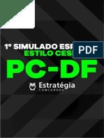 pcdf simulado 1