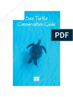 Sea Turtle Conservation Guide