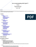 Opencv Basic