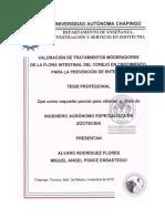 VALORACION DE TRATAMIENTOS MODERADORES DE LA FLORA INTESTINAL DEL CONEJO EN CRECIMIENTO, PARA LA .pdf