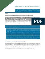 Tugas 1 Teori Dan Praktek Akuntan Buku WD1