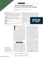 Human Growth Hormone–Related Iatrogenic Creutzfeldt-Jakob Disease With Abnormal Imaging