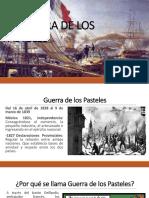 Unidad 5 La Guerra de los Pasteles - Diego Alejandro Rodríguez