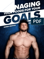 Managing food goals