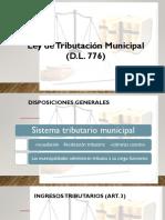 Sistema Tributario Municipal Peruno