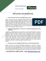 IEEE 2010 of Embedded