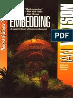 Ian Watson - The Embedding (Science Fiction) (1977).pdf