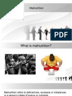 Malnutrisi