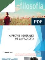Unidad i Tema i Conceptos de Filosofía (1)