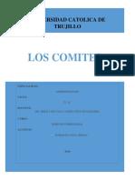 Los Comites - Derecho Empresarial