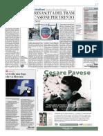Corriere Del Trentino 11 Maggio 2019